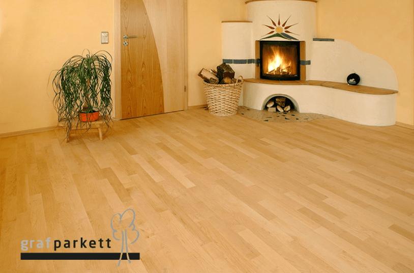 Ahorn-Holzboden