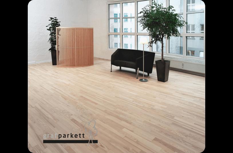 Esche-Holzboden