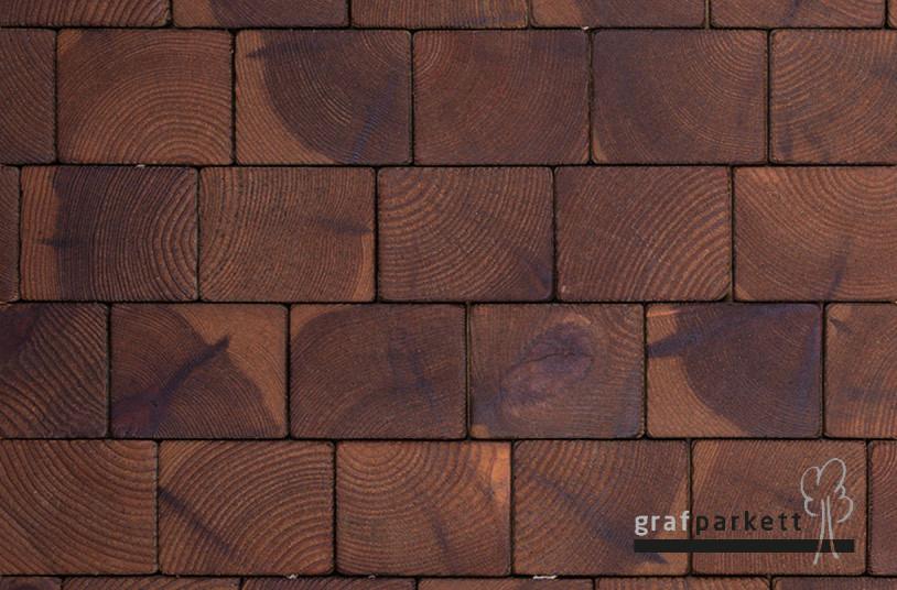 Holzpflaster-Kiefer-Mantua