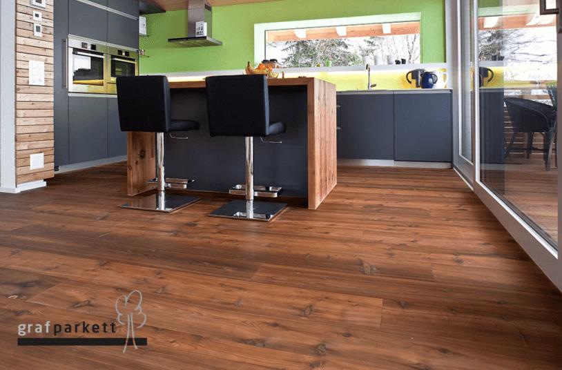 Holzboden-Lärche