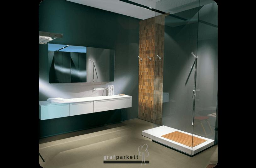 Parkett Fürs Bad mosaik parkett bad
