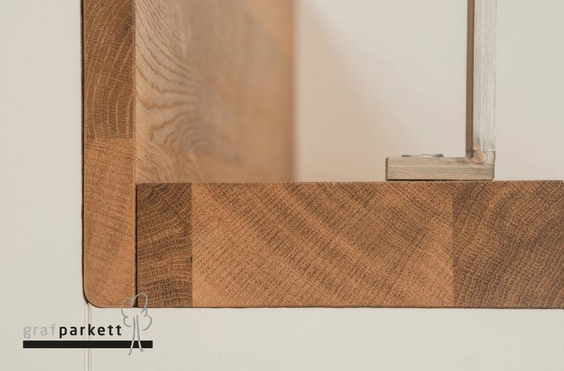 parkett treppe 2. Black Bedroom Furniture Sets. Home Design Ideas